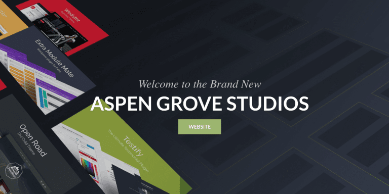 aspen grove studios launch featured image