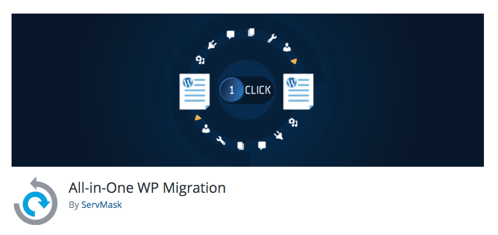 All In One WP Migration WordPress Repository