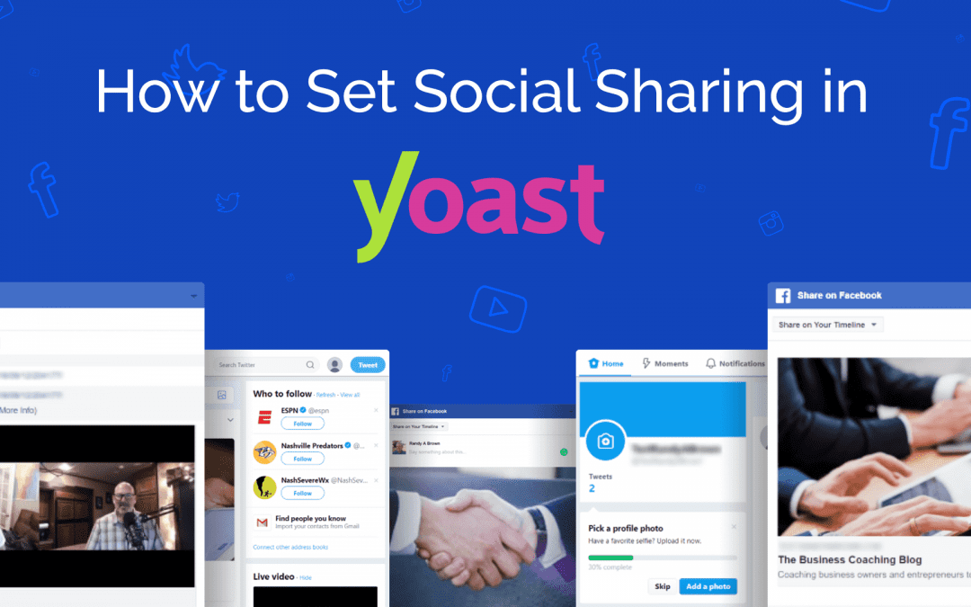 How to Optimize WordPress Posts for Social Media with Yoast SEO