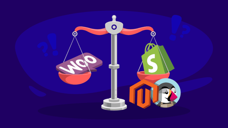 Best eCommerce platforms compared